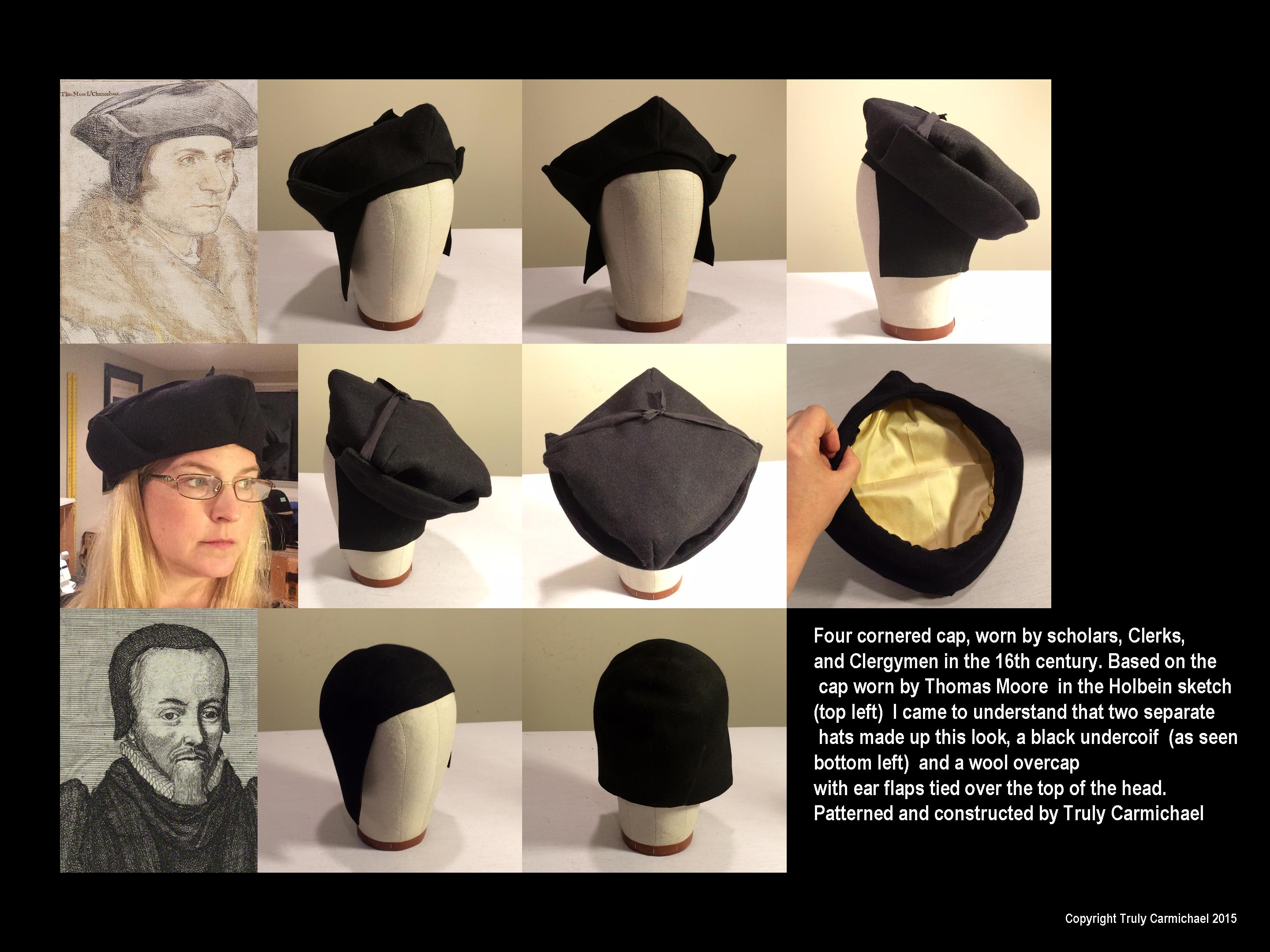 29a7df4a479 Truly s Scholar s Cap pattern › Truly Hats Store